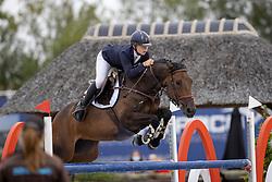 Dubuisson Loris, BEL, Gloria De Profondrieux<br /> Belgisch Kampioenschap Jeugd Azelhof - Lier 2020<br /> © Hippo Foto - Dirk Caremans<br /> 02/08/2020