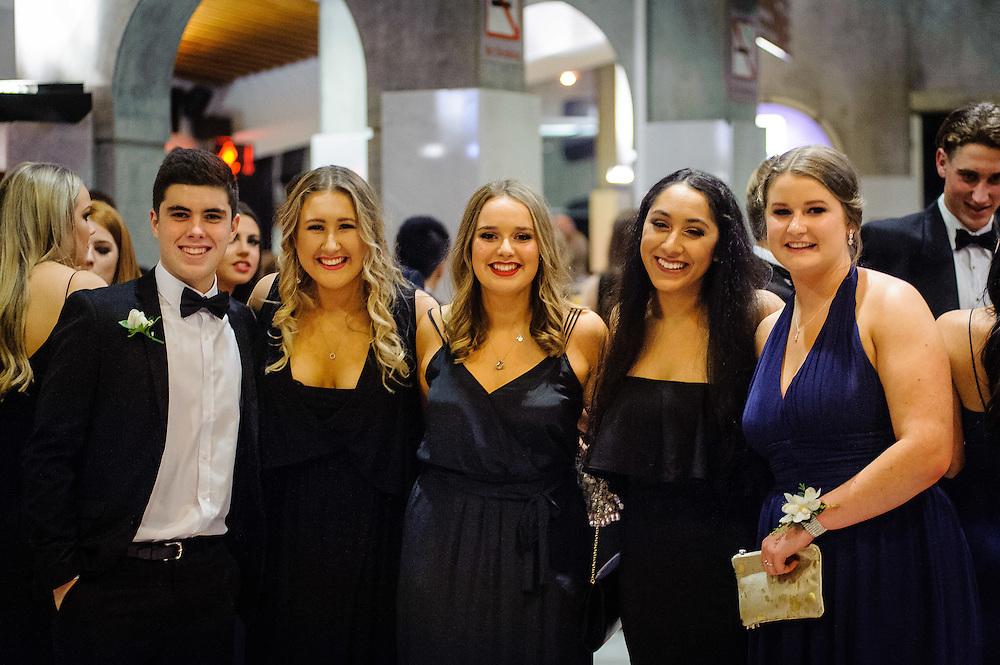 WELLINGTON, NEW ZEALAND - June 18: Queen Margaret College Year 13 Ball June 18, 2016 in Wellington, New Zealand. (Photo by Mark Tantrum/ http://marktantrum.com)