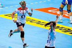 02-12-2019 JAP: Slovenia - Norway, Kumamoto<br /> Second day 24th IHF Women's Handball World Championship, Slovenia lost the second match against Norway with 20 - 36. Heidi Loke LØKE of Norway