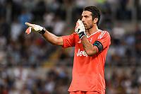 13.08.2017 - Roma - Supercoppa Italiana  -  Juventus-Lazio nella  foto: Gianluigi Buffon