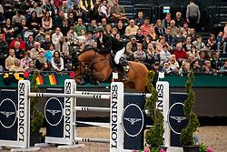 Kutscher Marco, GER, Boeckmanns Lord Pezi Junior<br /> Leipzig - Partner Pferd 2019<br /> © Hippo Foto - Stefan Lafrentz