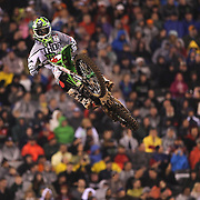 AMA Monster Energy Supercross. MetLife Stadium. New Jersey. USA.