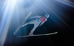05.01.2016, Paul Ausserleitner Schanze, Bischofshofen, AUT, FIS Weltcup Ski Sprung, Vierschanzentournee, Qualifikation, im Bild Kenneth Gangnes (NOR) // Kenneth Gangnes of Norway during his Qualification Jump for the Four Hills Tournament of FIS Ski Jumping World Cup at the Paul Ausserleitner Schanze, Bischofshofen, Austria on 2016/01/05. EXPA Pictures © 2016, PhotoCredit: EXPA/ JFK