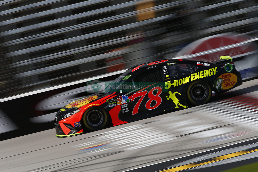 November 2, 2018 - Ft. Worth, Texas, United States of America - Martin Truex, Jr (78) takes to the track to practice for the AAA Texas 500 at Texas Motor Speedway in Ft. Worth, Texas. (Credit Image: © Justin R. Noe Asp Inc/ASP via ZUMA Wire)