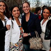 NLD/Amsterdam/20100415 - Uitreiking 3FM Awards 2010, Gooische Meisjes
