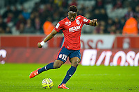 Soualiho Meite - 15.03.2015 - Lille / Rennes - 29e journee Ligue 1<br /> Photo : Andre Ferreira / Icon Sport