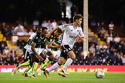Matt O'Riley of Fulham - Mandatory by-line: Dougie Allward/JMP - 22/08/2017 - FOOTBALL - Craven Cottage - Fulham, England - Fulham v Bristol Rovers - Carabao Cup