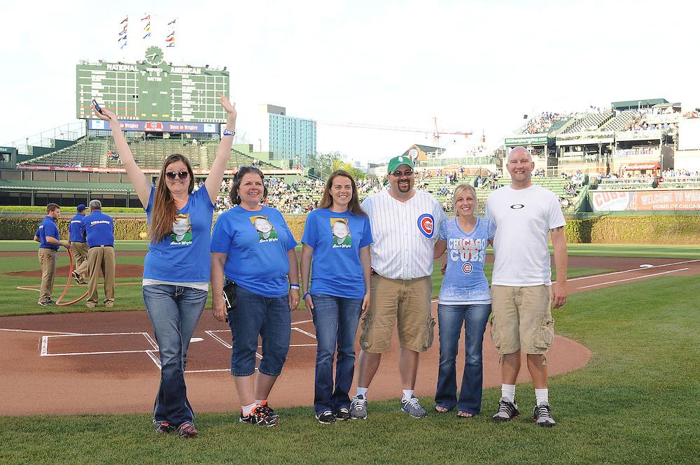 Rockies@Cubs  May 14, 2013