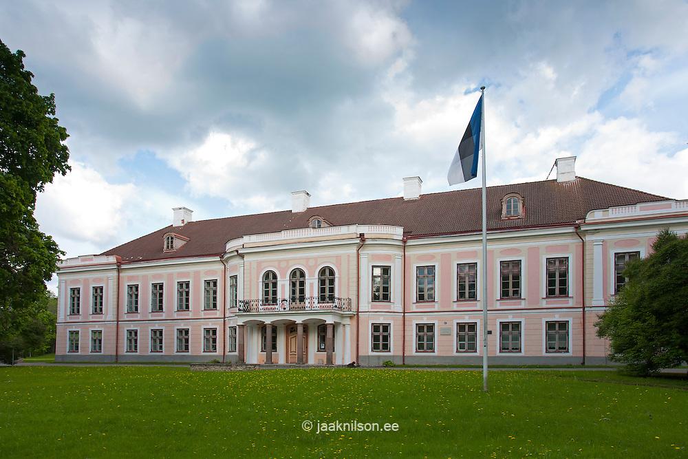 Roosna-Alliku Manor, Järva County, Estonia, Europe