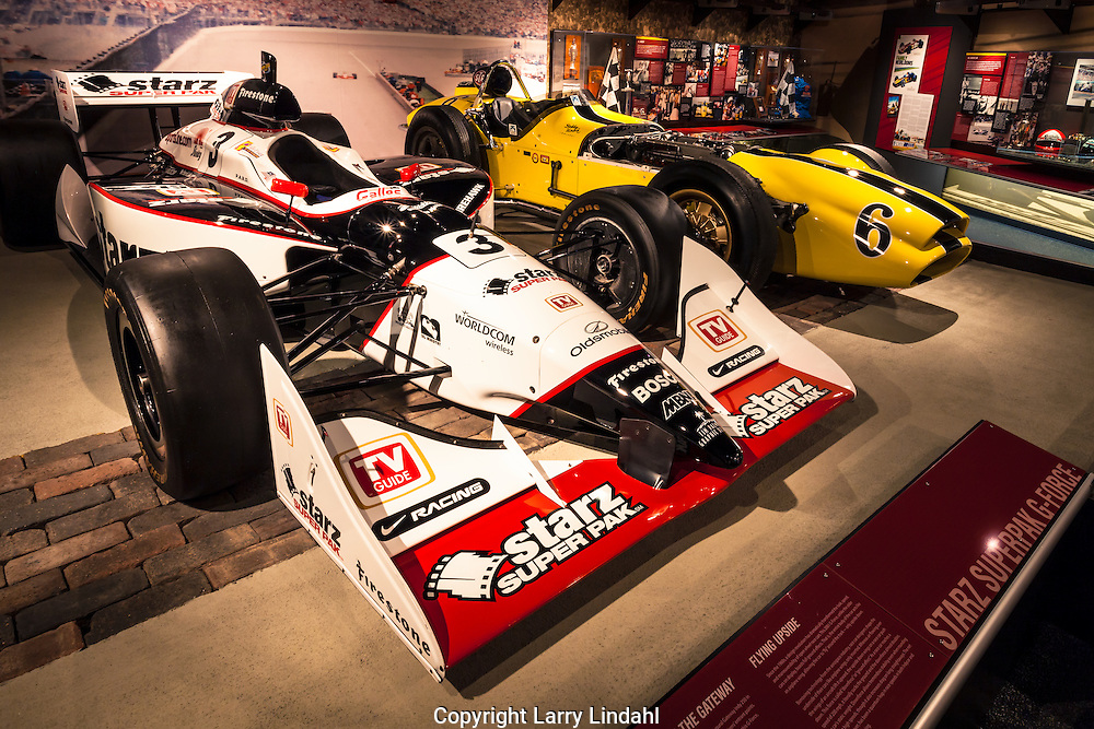 Unser Racing Museum, Albuquerque, New Mexico,