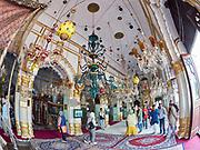 India, Uttar Pradesh. Lucknow. Chhota Imambara.
