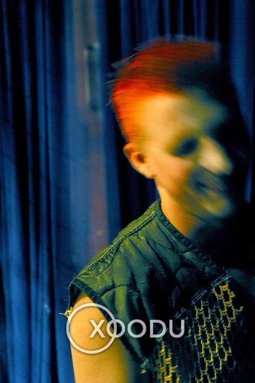 Anthony, Brisbane, Australia (November 2002)