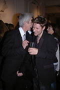 RICHARD BUCKLEY AND CHRISTOPHER BAILEY. A photo exhibition in support of Facing the World <br />