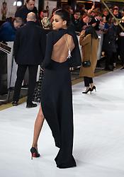 Ella Balinska attends Charlie's Angels UK Premiere Red Carpet Arrivals in London, 20 November 2019.<br /><br />20 November 2019.<br /><br />Please byline: Vantagenews.com
