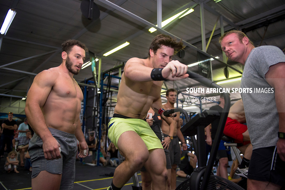 PRETORIA, SOUTH AFRICA - DECEMBER 02: General view during the The Big Box CFTV Grand Prix at CrossFit Tijger Valley on December 02, 2017 in Pretoria, South Africa. (Photo by Anton Geyser/Gallo Images)