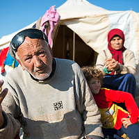 Displaced Syrians 2013
