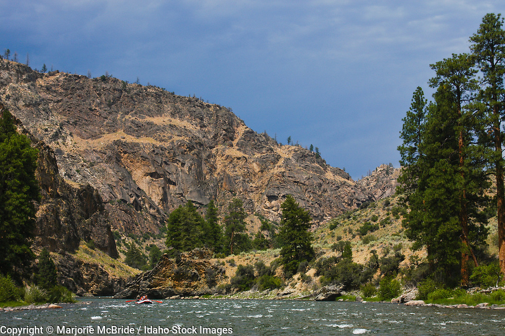 Middle Fork of the Salmon River. Idaho