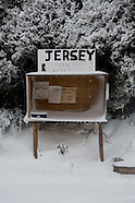 Jersey in Snow