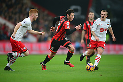 Adam Smith of Bournemouth - Mandatory by-line: Alex James/JMP - 18/12/2016 - FOOTBALL - Vitality Stadium - Bournemouth, England - Bournemouth v Southampton - Premier League