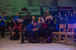Slovenian climbing legends during 10th PDK on November 29, 2015 in Kranj, Slovenia. (Photo By Grega Valancic / Sportida)