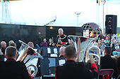 Army band performance