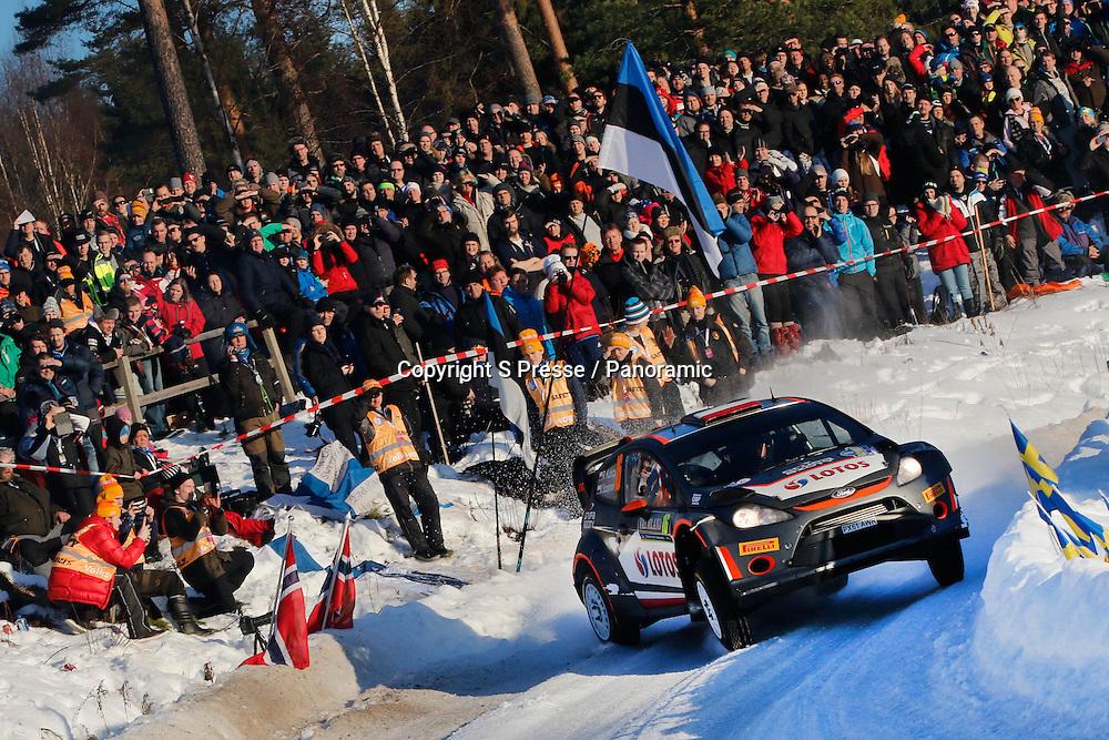 Robert Kubica (POL) - SZPA (POL) - Ford Fiesta WRC