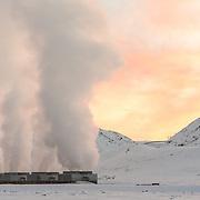 Climeworks DAC Unit - Hellisheidi Power Plant, Iceland