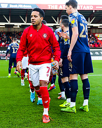Korey Smith of Bristol City - Rogan/JMP - 18/01/2020 - Ashton Gate Stadium - Bristol, England - Bristol City v Barnsley - Sky Bet Championship.
