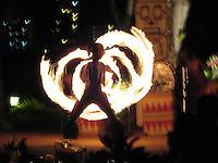 Native dance, Guam, 2007.
