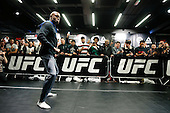 UFN 84 London Workout