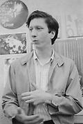 Antiwar activist Tom Hayden