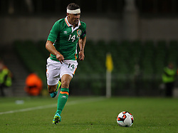 Ireland's Jon Walters - Mandatory by-line: Ken Sutton/JMP - 31/08/2016 - FOOTBALL - Aviva Stadium - Dublin,  - Republic of Ireland v Oman -