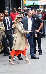 Reese Witherspoon is seen leaving Good Morning America. . 29 May 2019 Pictured: Reese Witherspoon . Photo credit: Joe Russo / MEGA TheMegaAgency.com +1 888 505 6342