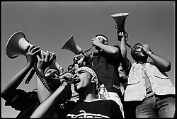Palestinian mourners gather a the funeral of Palestinian leader Yasser Arafat who died in November 2004.