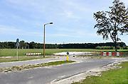 Nederland, Almelo, 3-10-2013Beelden horend bij de economie in Twente.Het Businesspark XL in Almelo. Groot gebied voor bedrijven nagenoeg leeg.Foto: Flip Franssen/Hollandse Hoogte