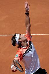 Rome, Italy 11/05/2007 - Tennis - Italian Atp Masters Series - Internazionali d'Italia 2007. Robredo (ESP)