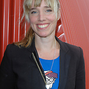 NLD/Amsterdam/20120718 - Boekpresentatie Regina Romeijn 'Vet man, zo'n baby!', Nienke Romer