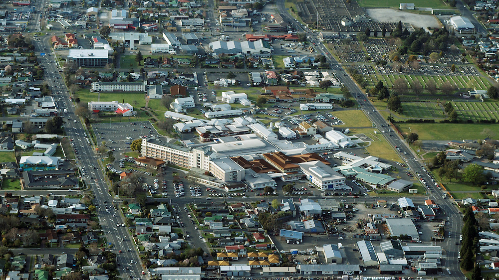 Hawkes Bay Hospital, Hastings, New Zealand, Thursday, September 07, 2006. Credit:SNPA / John Cowpland..