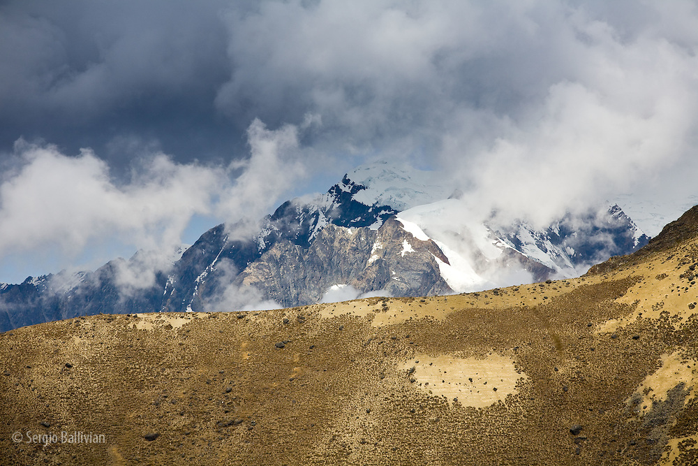 The trek through the Southern section of the Apolobamba Range is one of the finest treks in the Bolivian Andes and best done in winter.