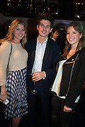 TATIANA HAMBRO; CHARLES HAMBRO; HARRIET ROWLINGTON; , The Gentleman's Journal Autumn Party, in partnership with Gieves and Hawkes- No. 1 Savile Row London. 3 October 2013
