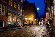 Magstraede. Copenhagen's oldest street