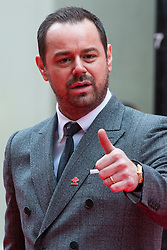 London, UK. 13th March, 2019. Danny Dyer arrives at the London Palladium to attend the annual Prince's Trust Awards to be presented by HRH the Prince of Wales, President of the Prince's Trust. The Prince's Trust and TKMaxx & Homesense Awards recognise young people who have succeeded against the odds, improved their chances in life and had a positive impact on their local community.