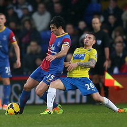 Crystal Palace v Newcastle | Premiership | 21 December 2013