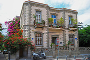 Renovated residential building at 28-30 Pines street Neveh Tzedek, Tel Aviv, Israel
