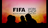 FIFA BEACH SOCCER WORKSHOP 2017
