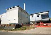 Nestle Purina pet food factory, Sudbury, Suffolk, England