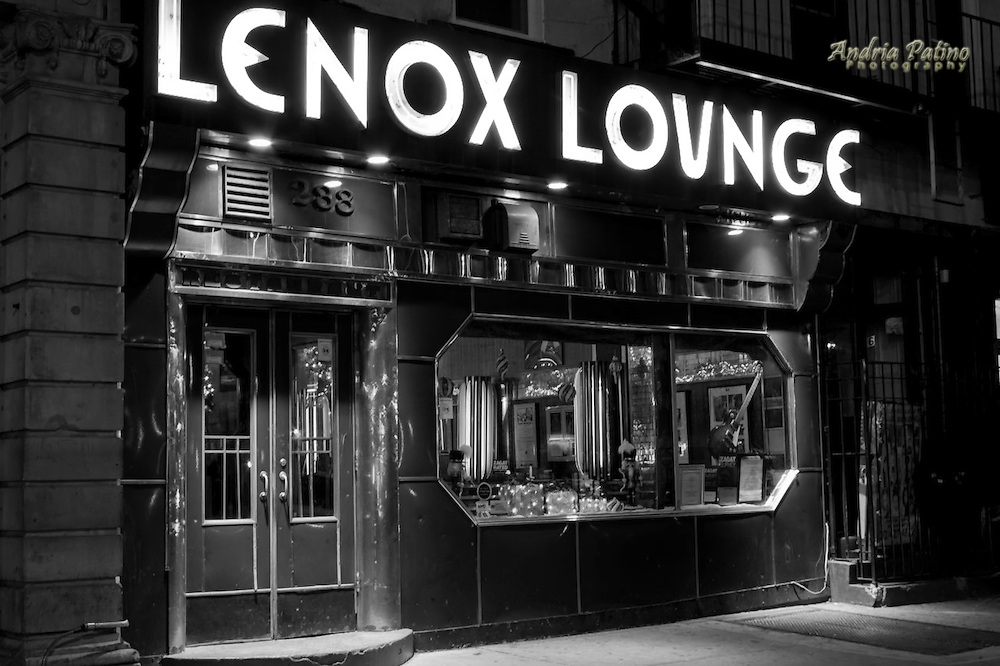 The historic Lenox Lounge and its Zebra Room.have been significant in the Harlem community since the opening in the late 1930's. It has served as the backdrop for many jazz legends. Join us.for an exciting evening of dining and jazz in one.of the few original art-deco club interiors left in.New York City.