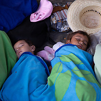 Mexico: Migrant Caravan