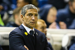Brighton & Hove Albion manager Chris Hughton - Mandatory by-line: Jason Brown/JMP - 10/03/2017 - FOOTBALL - Amex Stadium - Brighton, England - Brighton and Hove Albion v Derby County - Sky Bet Championship