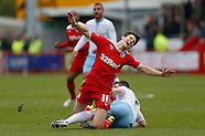 Crawley Town v Coventry City  03/05/2015